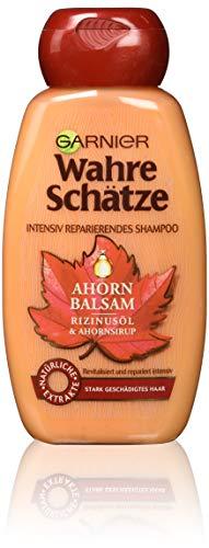 Garnier Wahre Schätze Ahorn Balsam Shampoo, 6er Pack (6 x 250 ml)