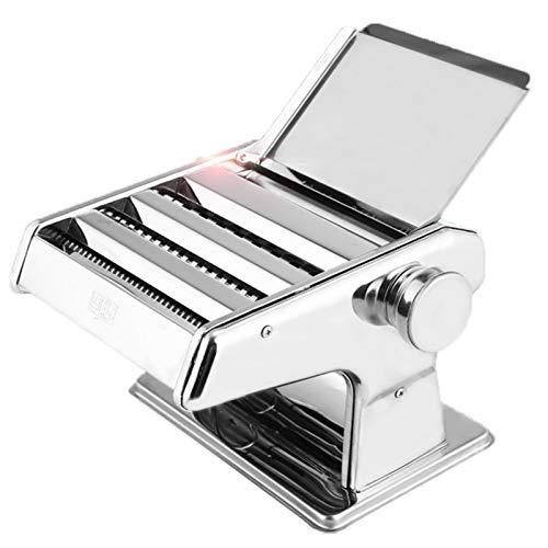 Nudelmaschine Pasta Maker | Manual Pasta Marking Machine Aus Edelstahl | Hausgemachte Nudelmaschine Für Spaghetti, Lasagne, Tagliatelle