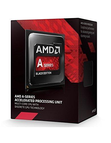 AMD AD787KXDJCBOX A10-7870K APU (FM2+, 4x 3,8 - 4,1GHz, Radeon R7 Grafik)