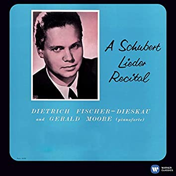 Schubert: Lieder Vol. 1 (2011 - Remaster)