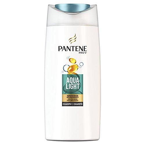 Pantene Pro-V Aqua Light Champú para el Cabello Fino Con Tendencia a Engrasarse - 700 ml