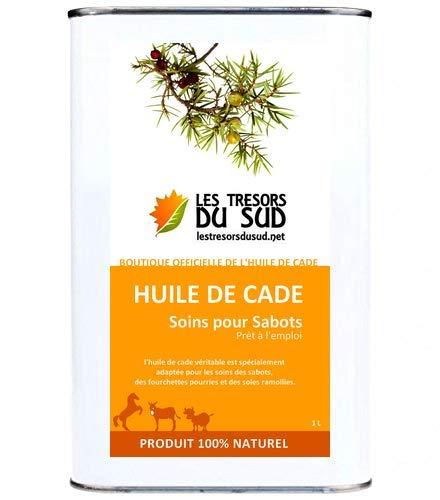 HUILE DE CADE Soins pour Sabots - 1 L
