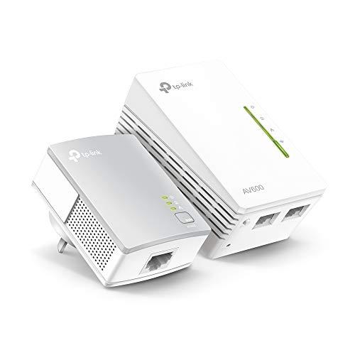 AV600 Powerline Wi-Fi Kit Qualcomm 30