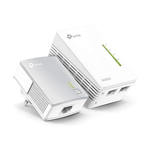 - TP-Link AV600 Powerline Wi-FI Kit Qualcomm 30 (Android)