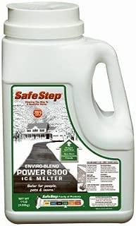 Safe Step 56811 Power 6300 Enviro-blend Ice Melter, 11 Lb (Pack Of 4)