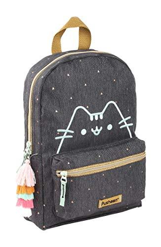 Ozabi – Rucksack (Gepäck, Taschen, Schulranzen, Federmäppchen, Regenschirm) Pusheen Fantasie