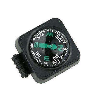 Grande Compass auto con montaggio superficiale - Nero