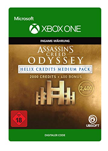 Assassin's Creed Odyssey: Helix Credits Medium Pack | Xbox One - Download Code