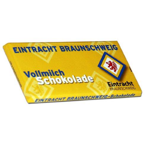 Eintracht Braunschweig Schokolade Team