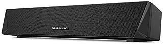 TaoTronics Gaming Computer Speaker, Dual Powerful 7W Drivers PC Soundbar, Colorful RGB Light, Wireless Bluetooth 5.0 or 3....