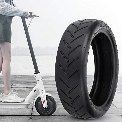 SolUptanisu Rollerreifen, Hirse-Elektroauto-Reifen Leicht zu montierende Elektrorollerreifen Fahrradzubehör für Hirse-Roller Mijia M365 - 2