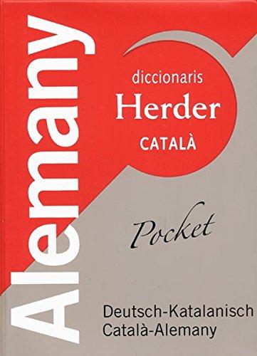Pocketwörterbuch Deutsch-Katalanisch /Katalanisch-Deutsch