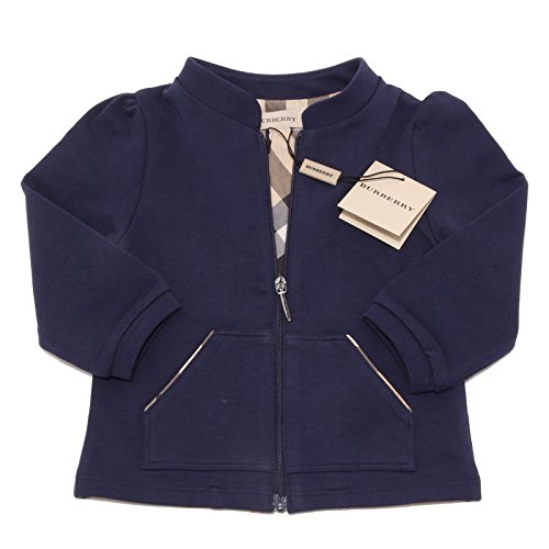 BURBERRY 3739O Tuta garzata Bimba Blu traksuits Kids [4 years ]