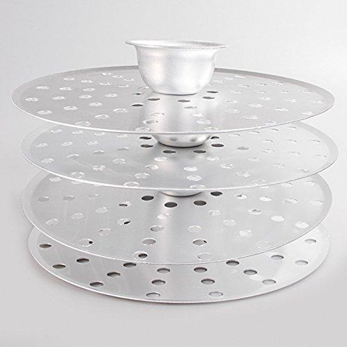 Dumpling Steamer Aluminum Cookware - Manti