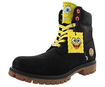 Best spongebob black boots Reviews