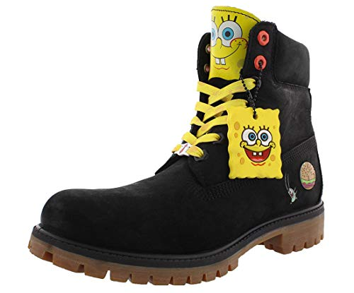 Timberland Spongebob Squarepants X 6-Inch Waterproof Boots