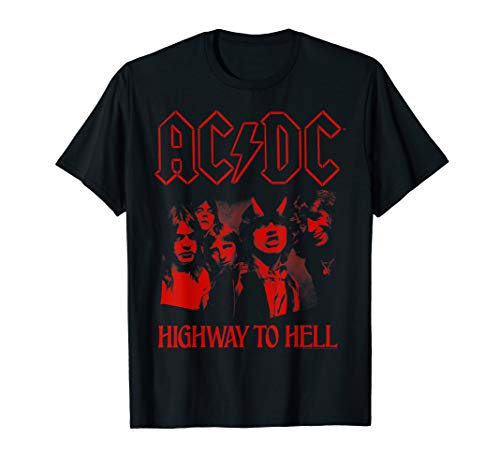 AC/DC - Highway T-Shirt