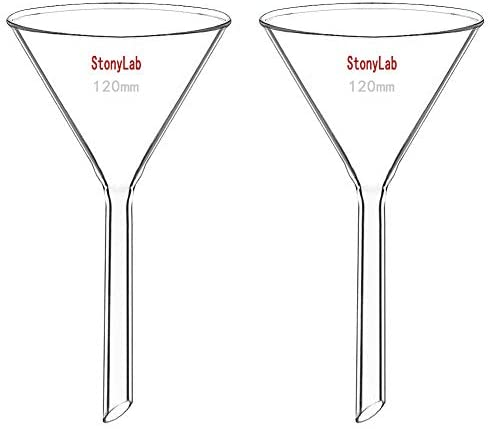 American Educational Polypropylene Long Stem Utility Funnel