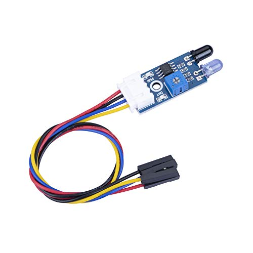 pzsmocn Infrared Proximity Sensor/IR Infrared Obstacle Avoidance Sensor Module for Arduino Smart Car Robot detect Module