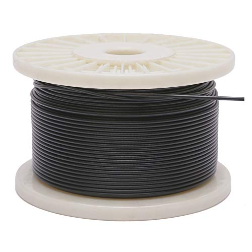 stainless steel cable coated - 1