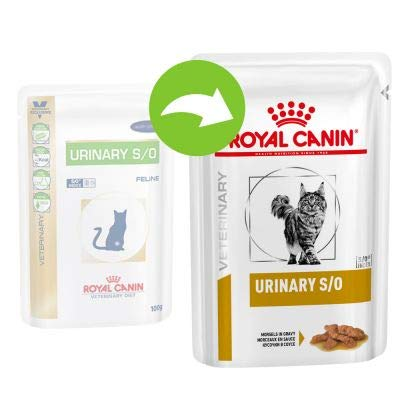 ROYAL CANIN 24x85g Veterinary Urinary S/O - Veterinary Diet (Doppelpack)