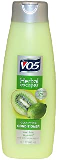 Herbal Escapes Kiwi Lime Squeeze Conditioner By Alberto Vo5, 15 Ounce