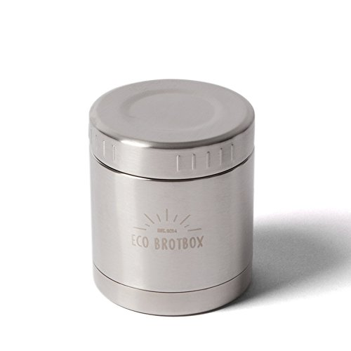 ECO Brotbox | LI | Isolierbehälter aus Edelstahl, auslaufsicher | 300 ml