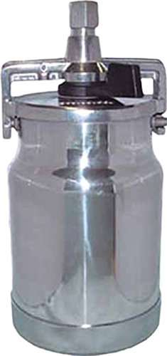 CFTランズバーグ(デビルビス) 吸上式塗料カップアルミ製レバータイプ(容量1000cc)G1/4 KR5552