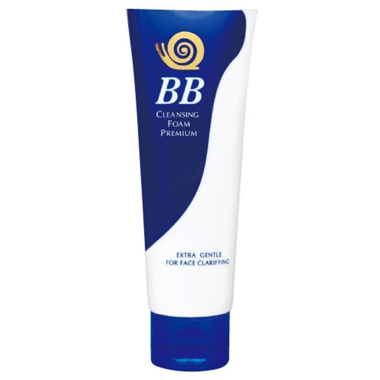 ほのめかす危機主張B&S 極上 かたつむり BB 洗顔フォーム (プレミアム) 100g [並行輸入品]