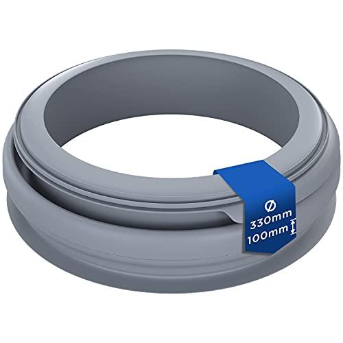 Junta de goma para puerta de lavadora Miele 6816000