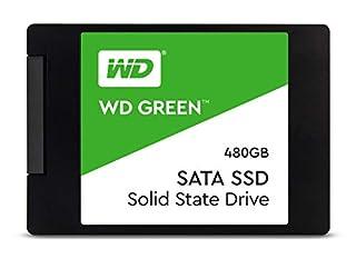 "WD Green 480GB 2.5"" SSD, WDS480G2G0A (B01M3POPK3) | Amazon price tracker / tracking, Amazon price history charts, Amazon price watches, Amazon price drop alerts"