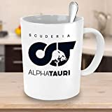 Taza de la Fórmula 1 | Scuderia Alphatauri | Taza de café