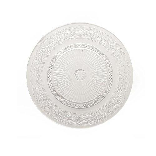 Secret de gourmet Assiette Plate Renaissance - Diam. 20 cm.
