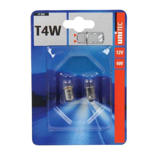 Unitec 77833 Standlichtlampe T4W