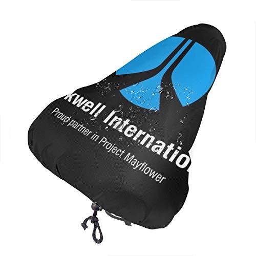 W-FLY Fahrradsitzbezug Rockwell International Enge Begegnungen der dritten Art Fahrradsitz-Regenschutz mit Kordelzug, Regen- und Staubbeständigkeit
