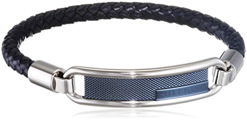 Tommy Hilfiger Jewelry Bracciale intrecciato Uomo Nessun Metallo - 2701005