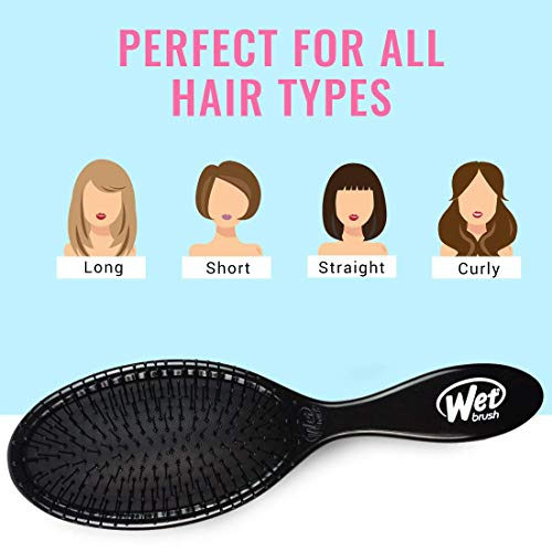 Brosse pour Démêler les Cheveux Wet - 6