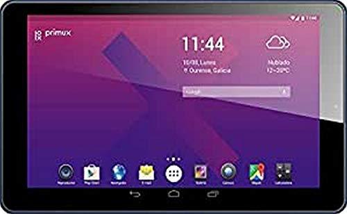 """Primux Siroco Y, Tablet con pantalla de 10.1"""", Memoria de 8GB ,MicroSD hasta 32 GB, A33, Cortex A7 Quad Core 1.3Ghz, Android OS versión, Azul"""