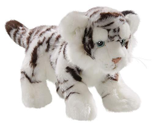 Carl Dick Peluche - Tigre Blanco (Felpa, 24cm) [Juguete] 2679002