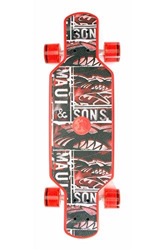 Maui And Sons mafrp G bigdeal Skateboard Unisex Kinder, Big Deal