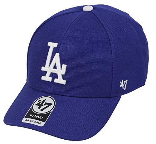 '47 Los Angeles Dodgers Adjustable Cap MVP MLB Royal - One-Size