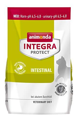 animonda Integra Protect Intestinal Katzen-Trockenfutter | Diät Katzenfutter | Trockenfutter bei Durchfall oder Erbrechen (4 kg)