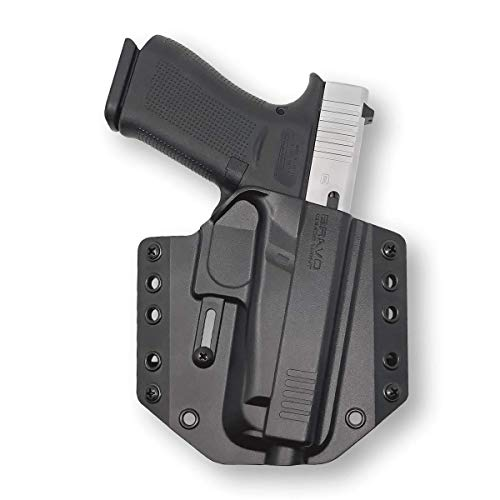 Holster for Glock 48 - OWB Holster for Concealed Carry / Custom fit to Your Gun - Bravo Concealment