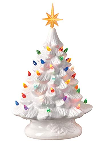 Miles Kimball Ceramic Christmas Tree One Color One Size