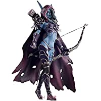 Jaypar World of Warcraft Figura Sylvanas Figura Figura de acción