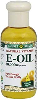 Nature's Bounty Vitamin E Oil 2.50 oz