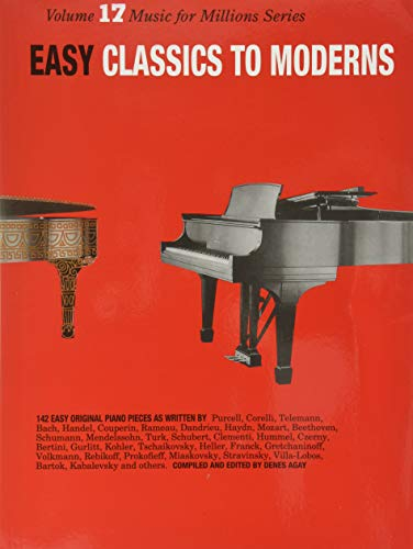Easy Classics to Moderns: Music for Millions Series