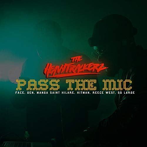 The HeavyTrackerz feat. FACE, Manga Saint Hilare, The Hitman, Reece West, Gen & So Large