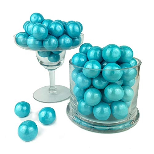 Color It Candy Shimmer Powder Blue Gumballs