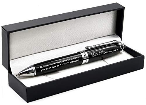 Ernest Hemingway Luxury Gift Pen